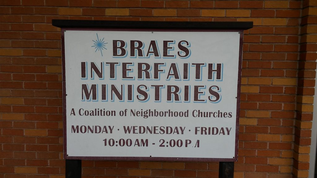 Braes Interfaith Ministries Food Pantry